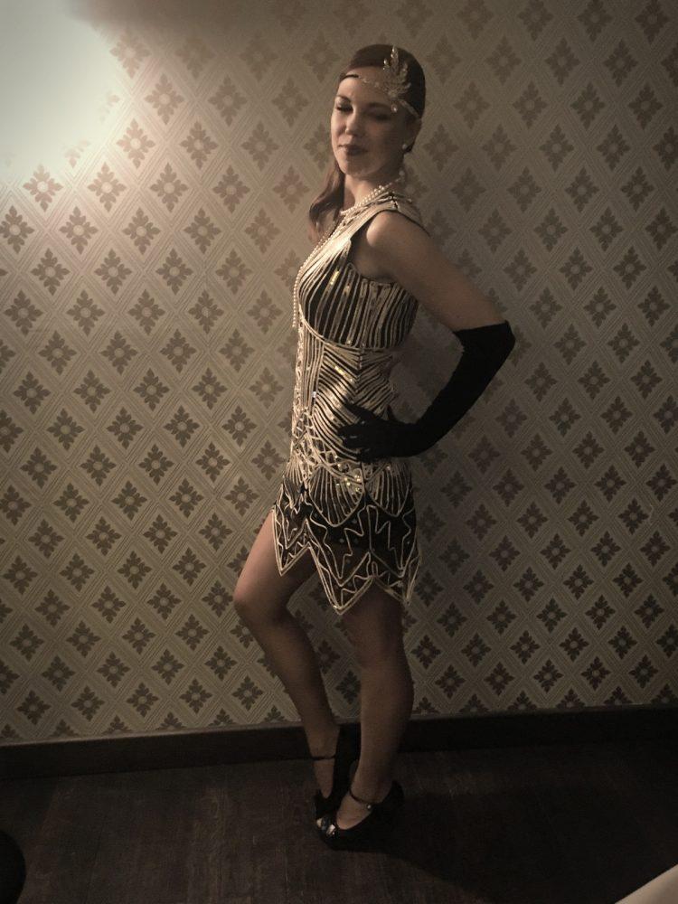 seriöse Seite elegante Form wie kauft man The Great Gatsby - Der 20er Jahre Look - Taschas daily ...